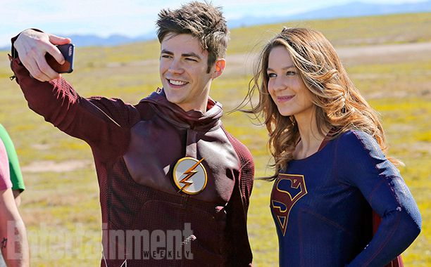 Un cross-over musical entre &quot&#x3B;Supergirl&quot&#x3B; et &quot&#x3B;The Flash&quot&#x3B; en préparation pour CW
