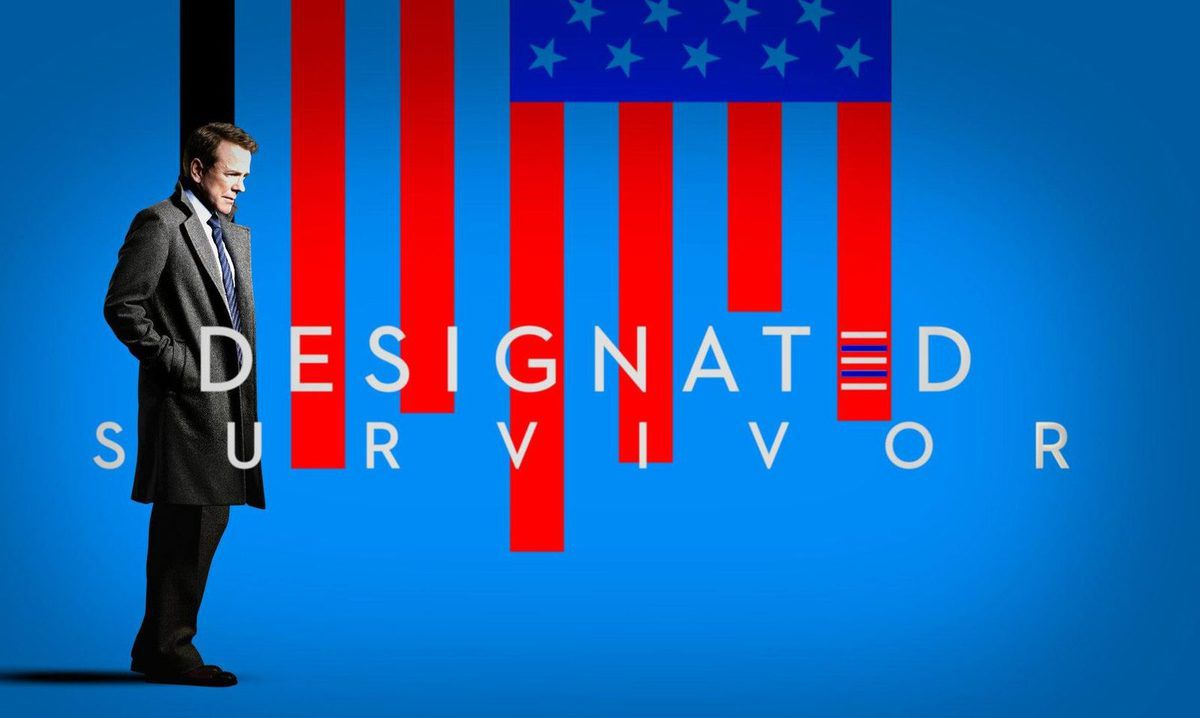 """Designated Survivor"" - ABC - Mercredi 21 Septembre"