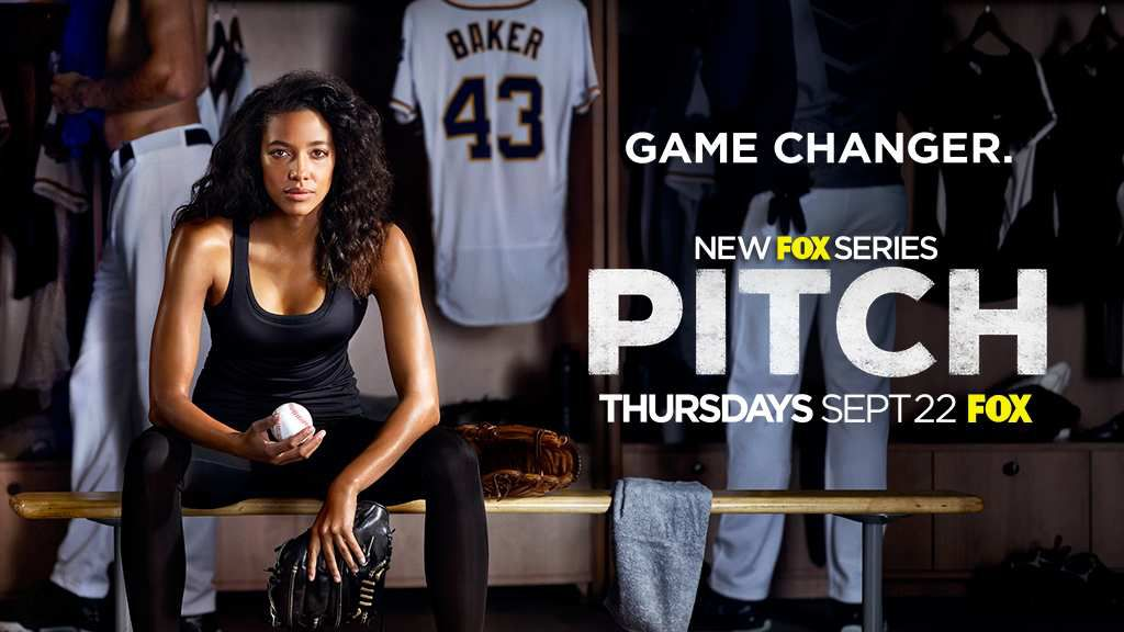 """Pitch"" - FOX - Jeudi 22 Septembre"