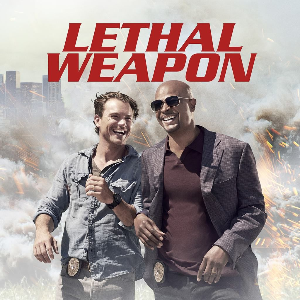 """Lethal Weapon"" - FOX - Mercredi 21 Septembre"