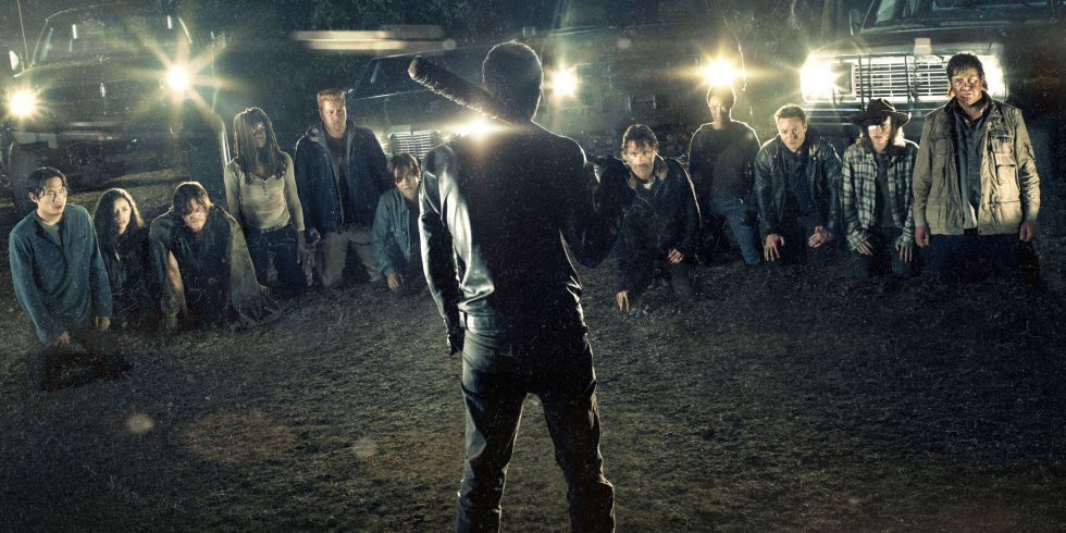 AMC reconduit &quot&#x3B;The Walking Dead&quot&#x3B; pour une saison 8 et &quot&#x3B;Halt &amp&#x3B; Catch Fire&quot&#x3B; pour une ultime saison 4