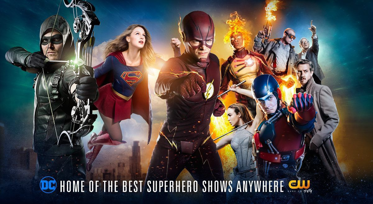 Grille des networks du 27/11 au 2/12 : cross-over événement entre &quot&#x3B;Supergirl&quot&#x3B;, &quot&#x3B;The Flash&quot&#x3B;, &quot&#x3B;Arrow&quot&#x3B; et &quot&#x3B;Legends of Tomorrow&quot&#x3B; sur CW (bande annonce)