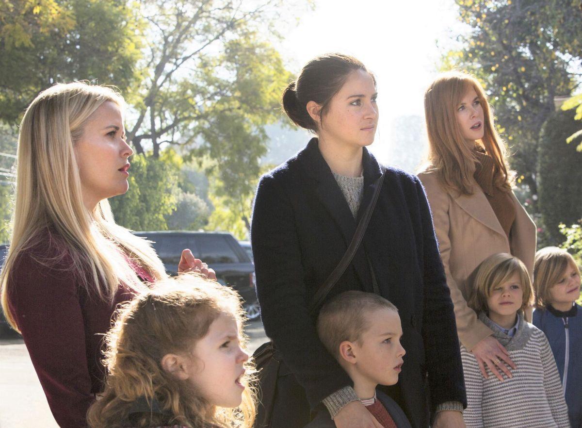 HBO lance la mini-série &quot&#x3B;Big Little Lies&quot&#x3B; par David E. Kelley avec Nicole Kidman, Reese Witherspoon et Shailened Woodley le dimanche 19 février (bande annonce)
