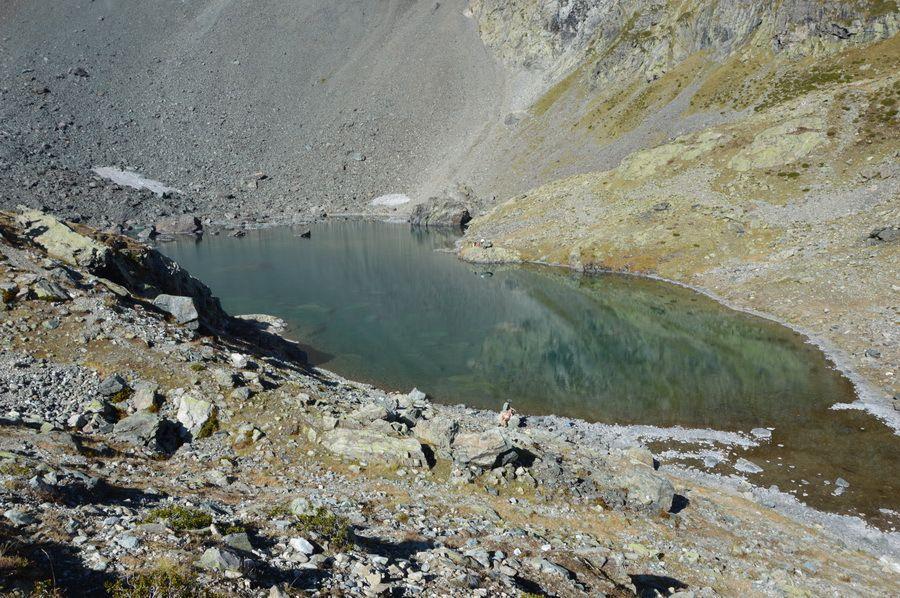 Le Lac de Belledonne