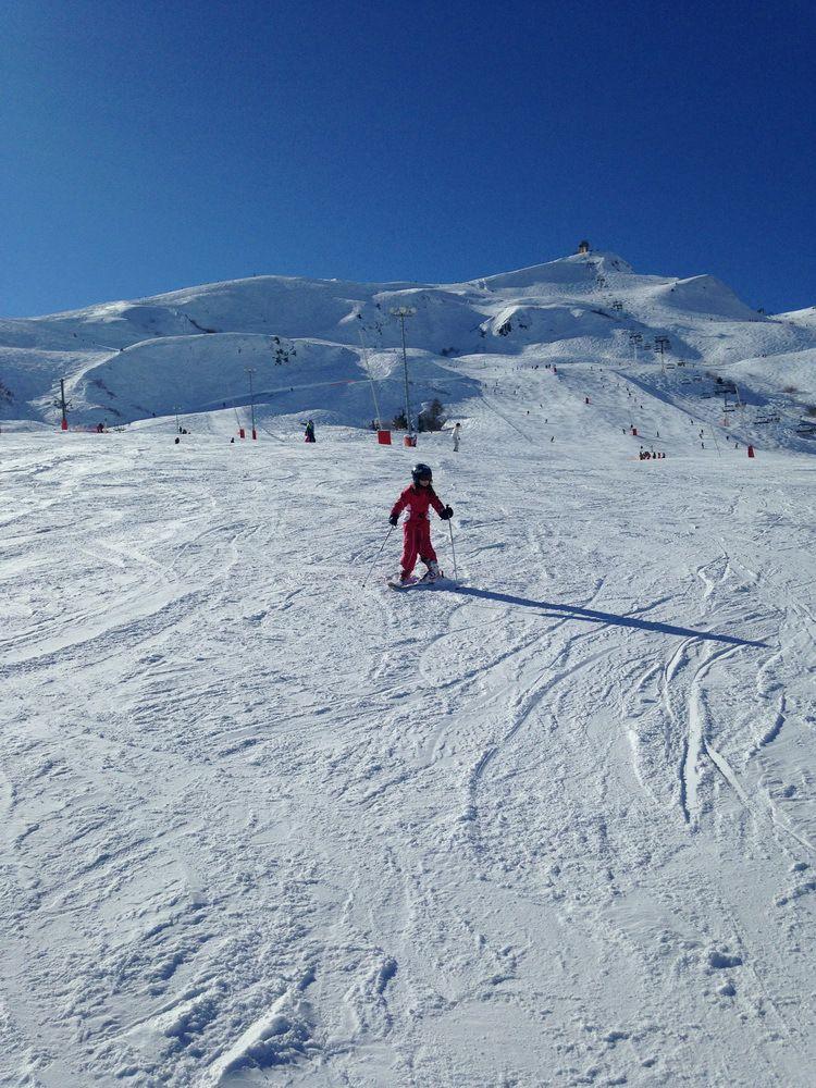 Stage ski escalade