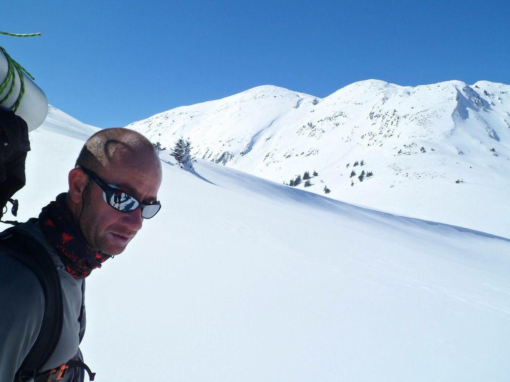 Ski de rando à la Grande Sure