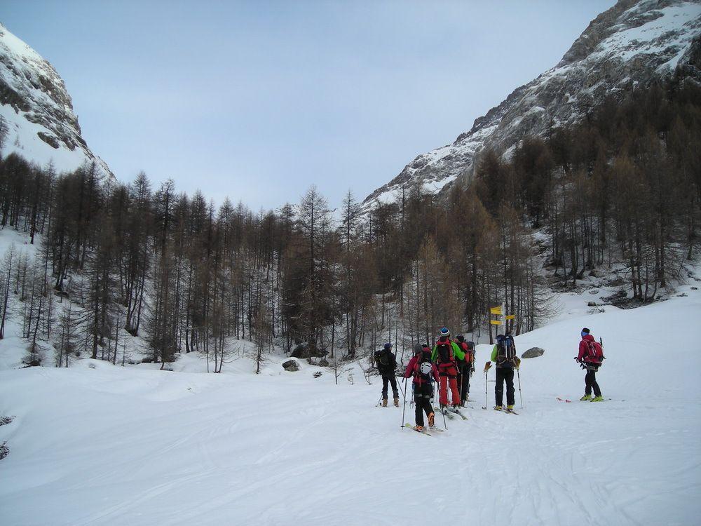 Un nouvel initiateur ski de montagne SPM