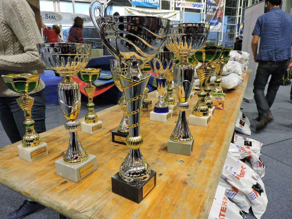 Compétition Annemasse