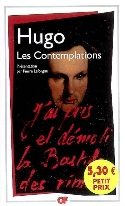 A un Poëte aveugle, in Les Contemplations, Victor HUGO