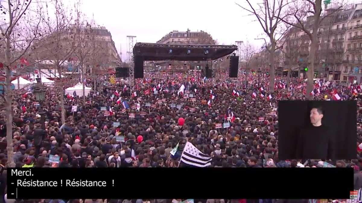 (JLM 2017 - Place de la Bastille)