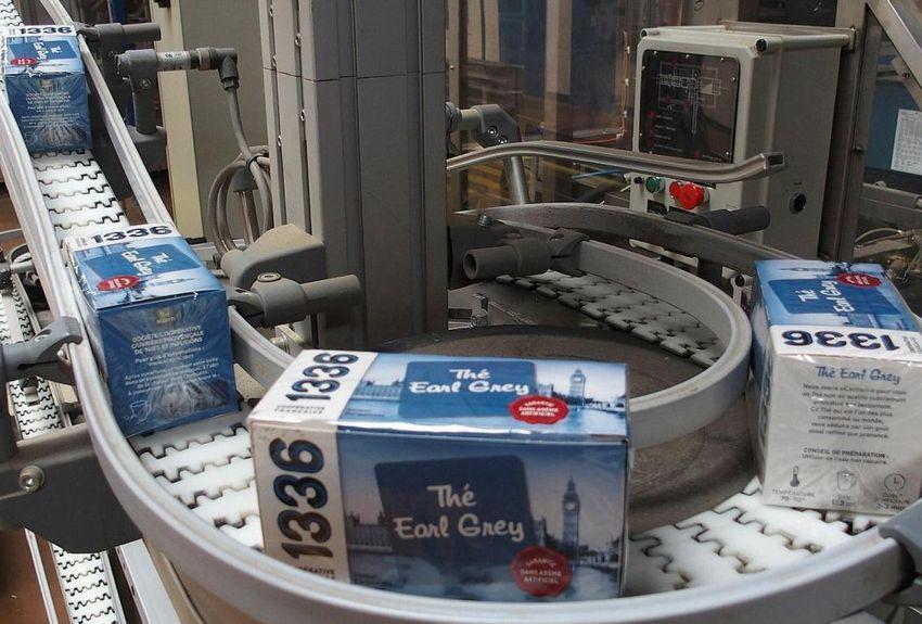 La société produit neuf thés différents et treize infusions, et compte aujourd'hui 41 salariés.