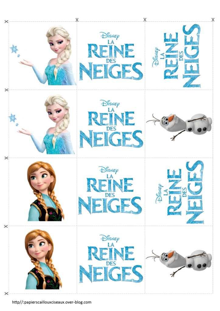 memory la reine des neiges
