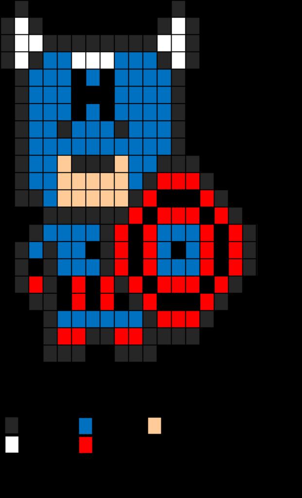 Tableau de Super Héros