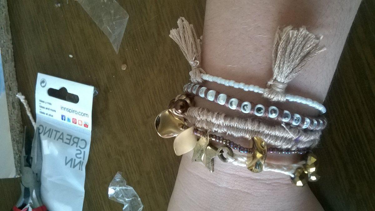 Bracelet en cadeau d'anniversaire