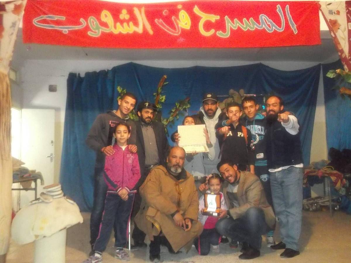 Mabrouk &quot&#x3B;Al Darb al Acil&quot&#x3B;!
