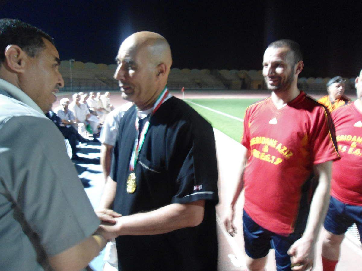 D'autres photos de la fête du foot entre Boufarik et Laghouat.