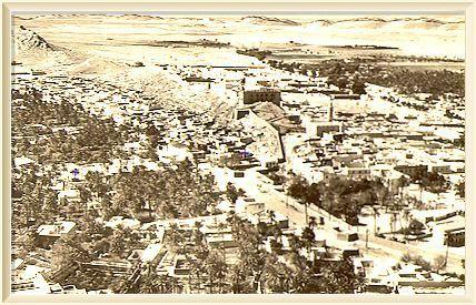 Laghouat entre 1875 ET 1915.