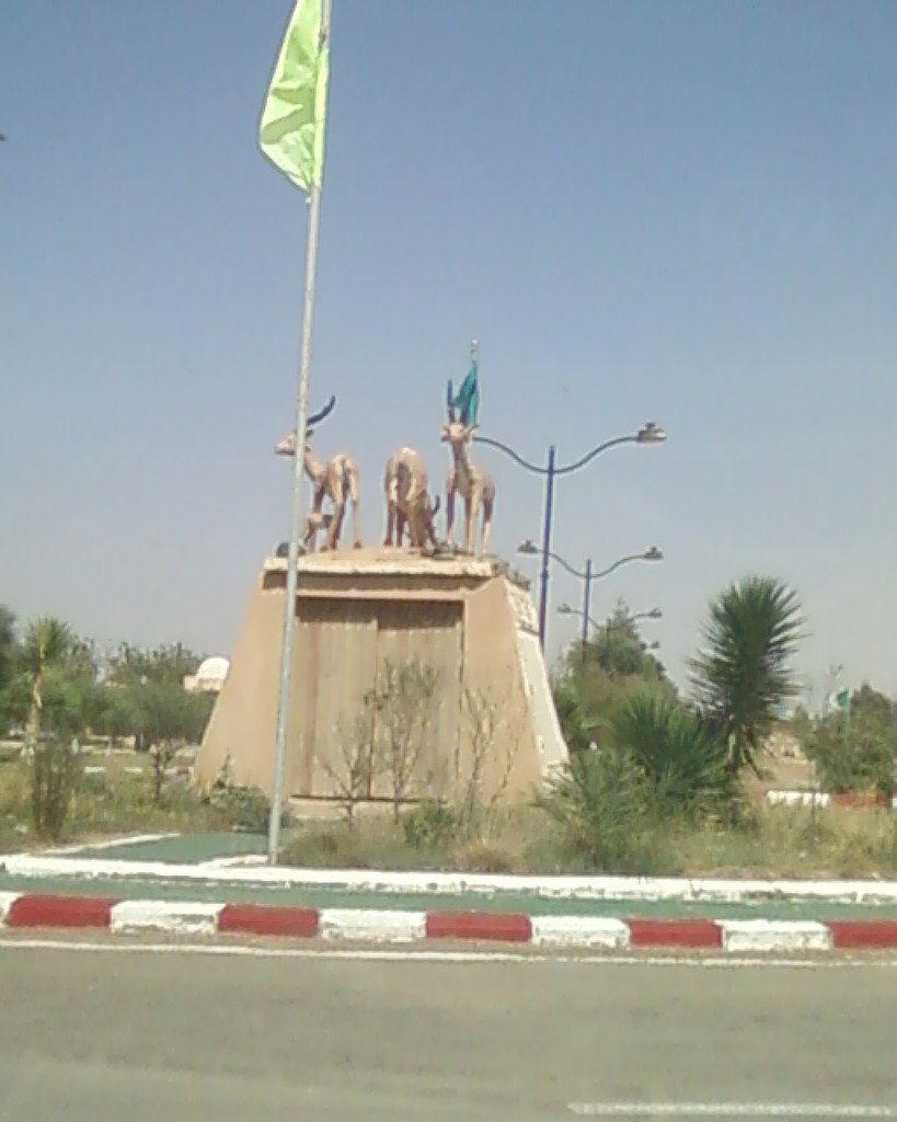 Une visite à Tadjrouna et Lalmaya.