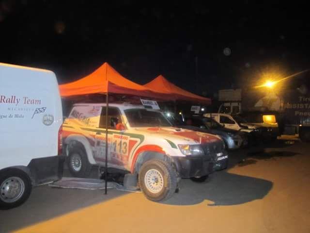 Laghouat accueille le rallye international autos-motos.