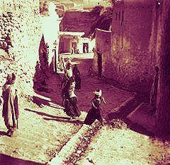 Photos de l'ancienne ville.