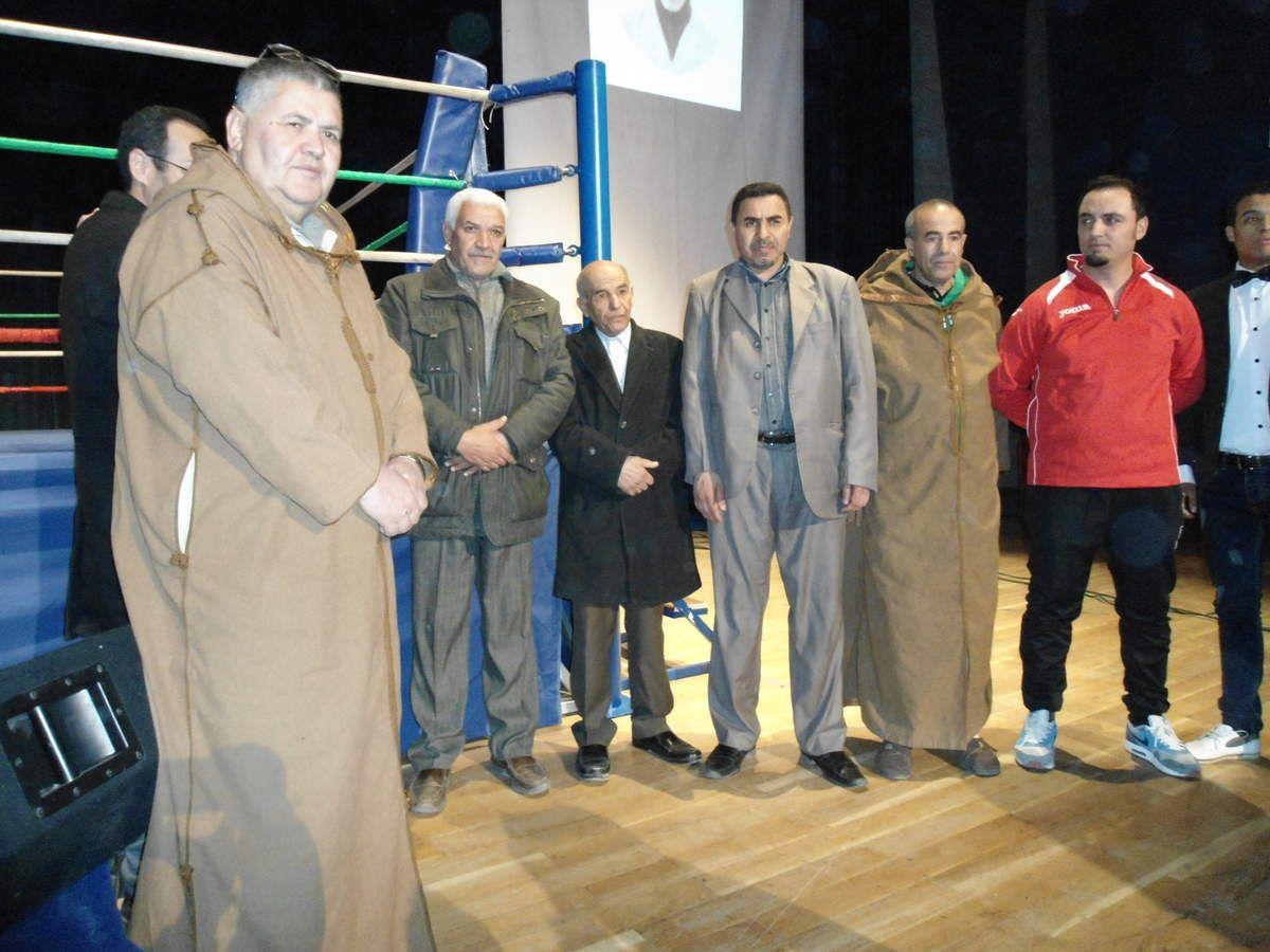 Gala de Boxe à Laghouat.