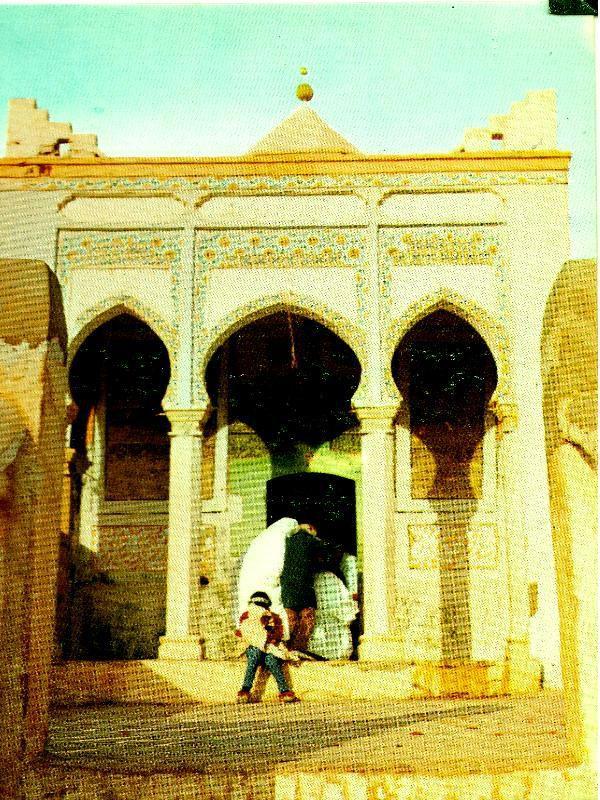 Mausolée du Cheikh Abdelkader.
