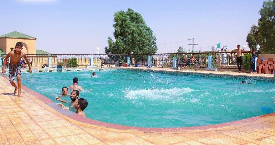 Une nouvelle piscine à Tadjmout.