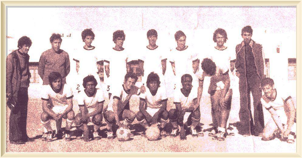 Photo de la JSML en 1974.