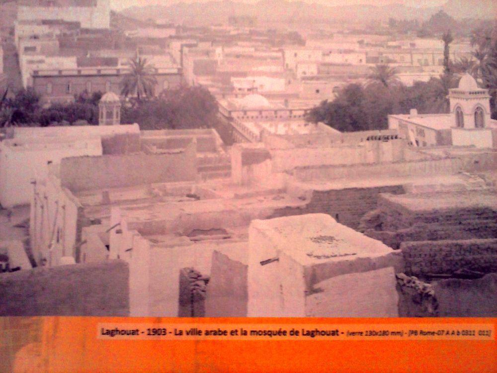 Des photos qui datent de 1903.