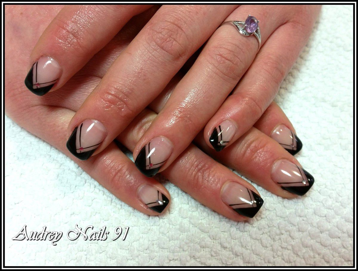 Fabuleux Institut de beauté Audrey Nails 91 - Pose d' Ongles en GEL UV  BY37