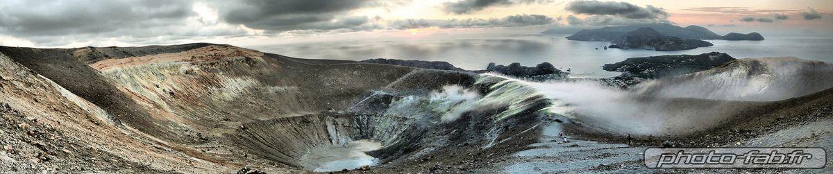 Vulcano (Iles éoliennes)