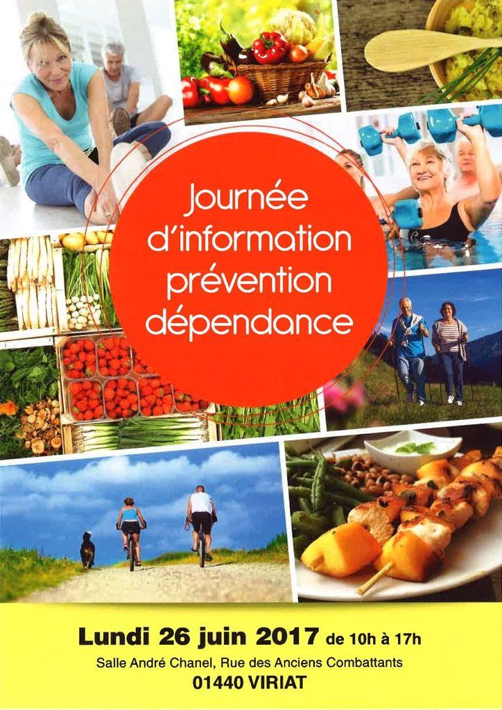 Journée d'information prévention dépendance