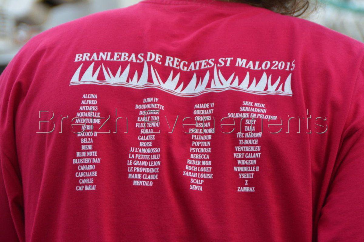BRANLEBAS DE RÉGATES EN IMAGES