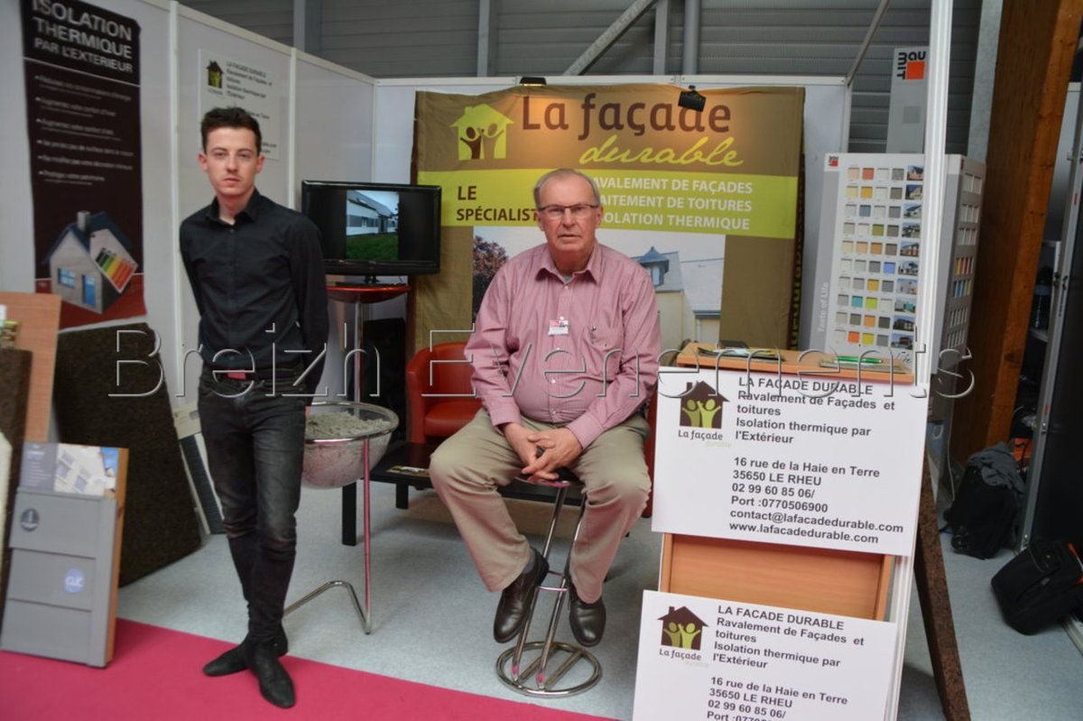 SALON DE L'HABITAT EN IMAGES