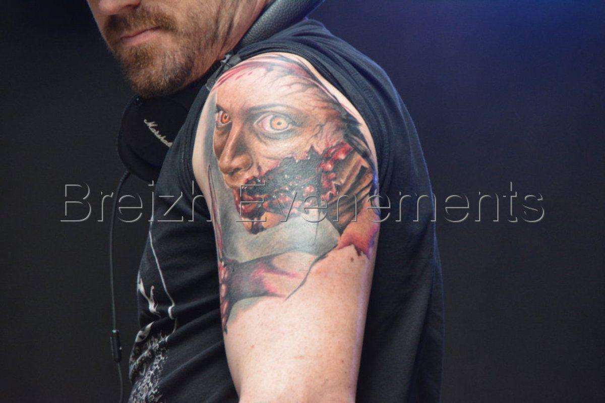 CORSAIR  TATTOO  INK  EN IMAGES