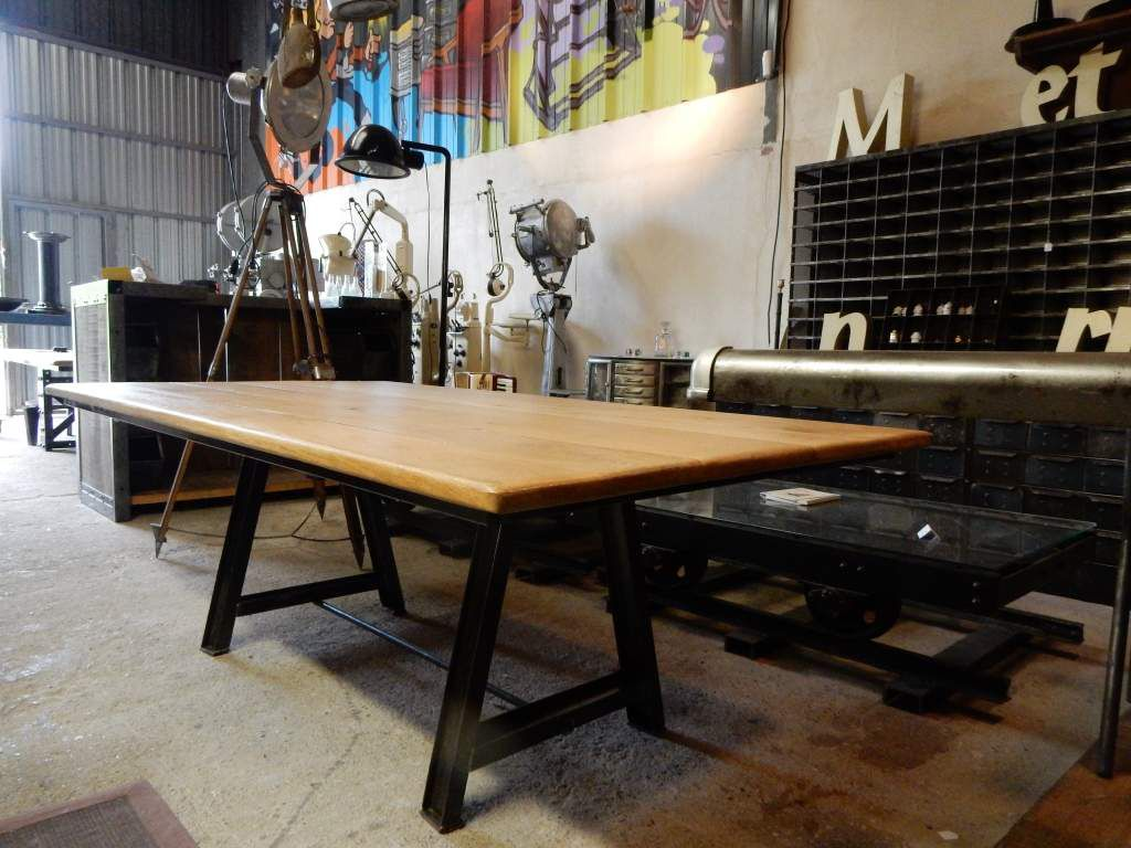 Awesome cm de longueur x with table salle a manger largeur 120 for Table salle a manger largeur 120