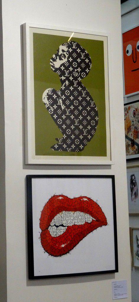 200 oeuvres de street art exposées à Paris