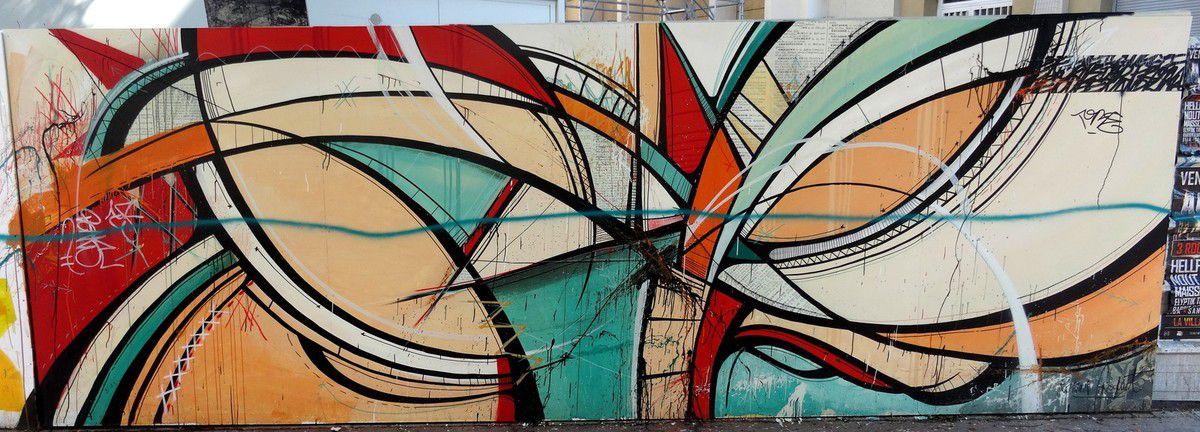 Montpellier fait le mur ! en photos