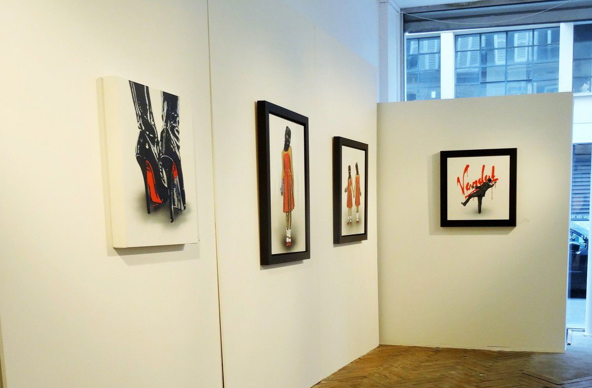 """ Vicious Beauty"" l'exposition de Nick Walker"