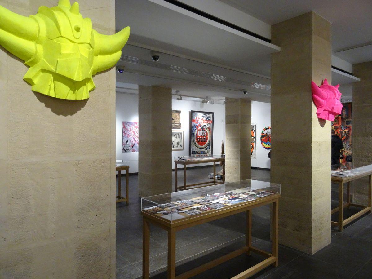 50 ans d'art urbain à Paris, l'expo au Crédit Municipal de Paris