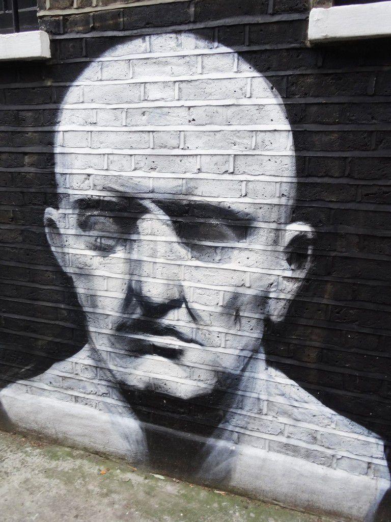 Street art à Camden Lock (part 2)