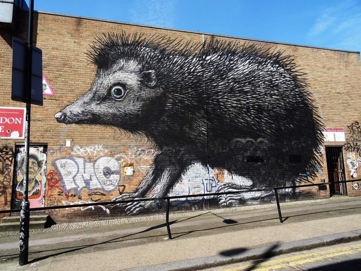 Les street artistes incontournables de Londres