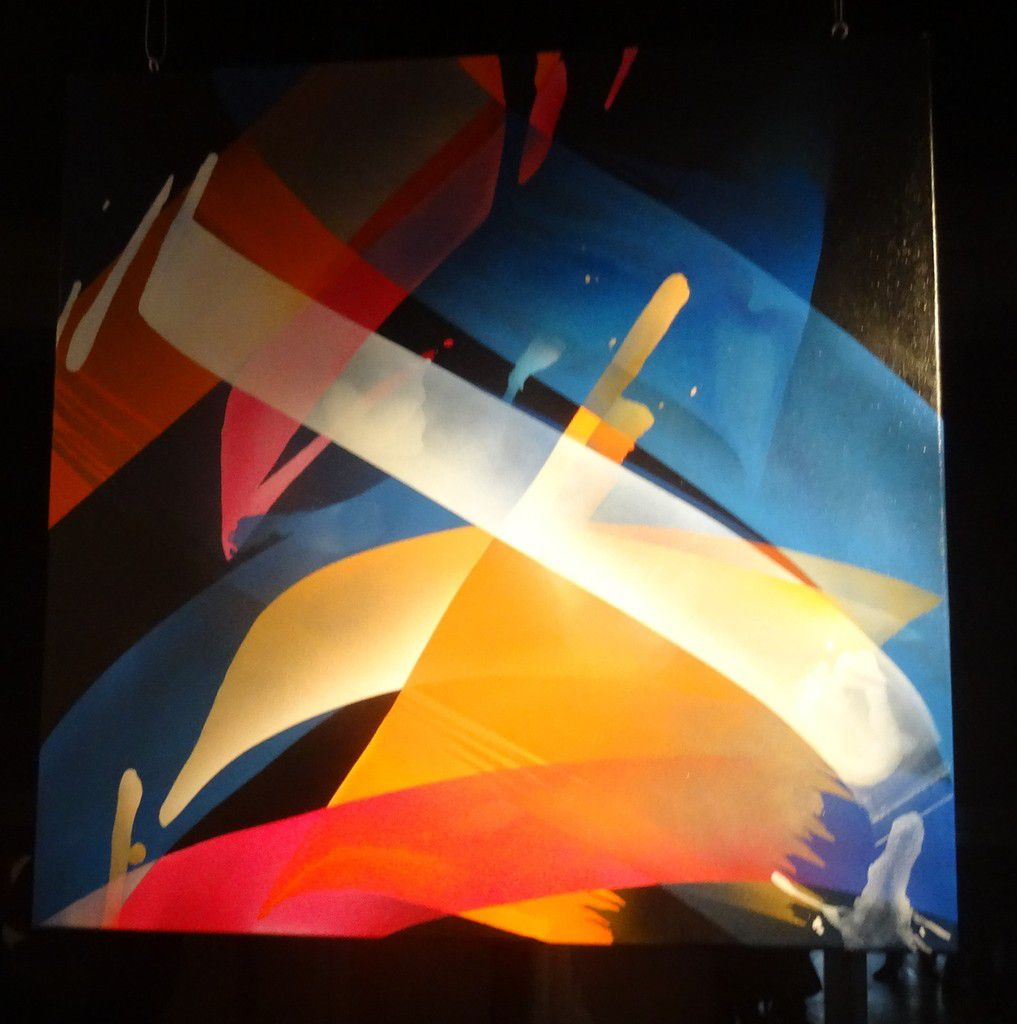 Villette street festival: exposition &quot&#x3B;urban art&quot&#x3B;