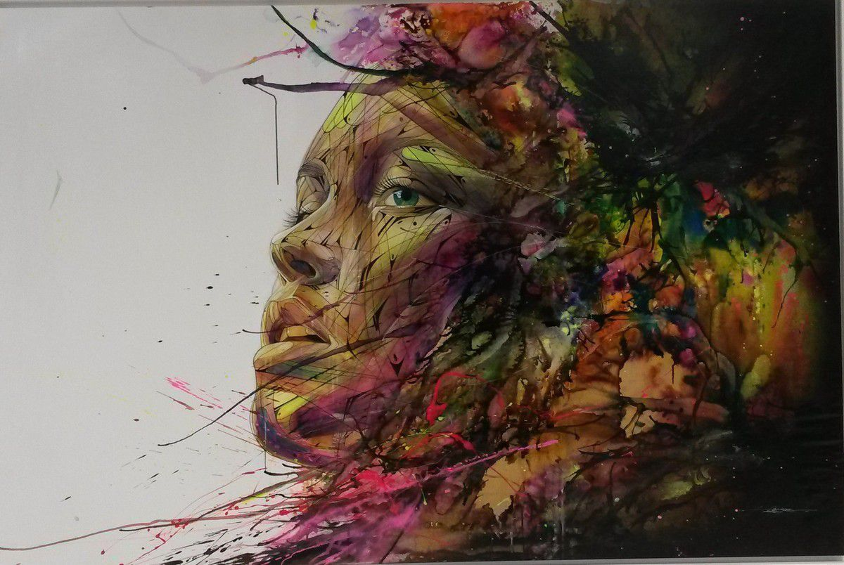 """Exposition """"La rue a du charme"""" par Hopare"""