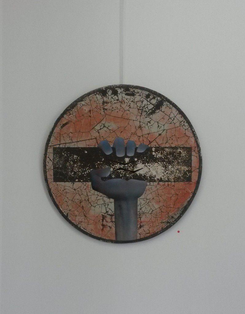 Exposition Jeux Interdits de CLET à la Galerie Artistik Rezo