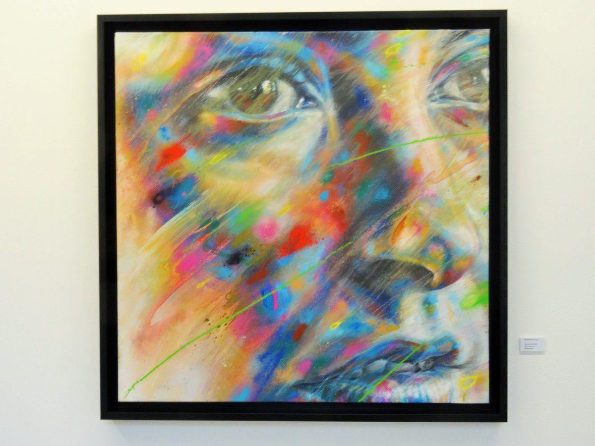 """Alchema Spectra"" l'exposition de David Walker à la galerie Mathgoth"