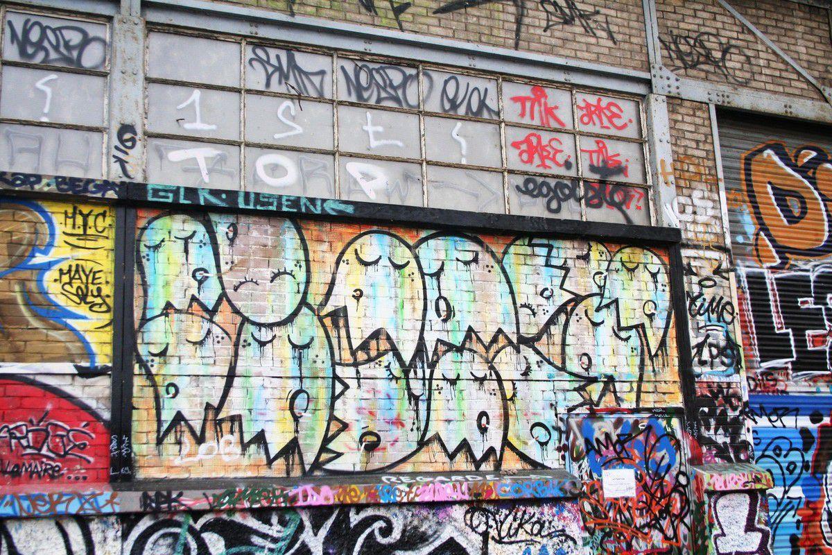 Street art à Nancy