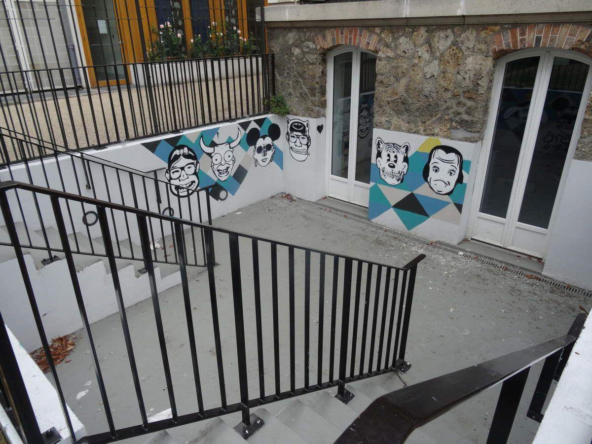 Le PasQueBeau s'expose au 116 à Montreuil