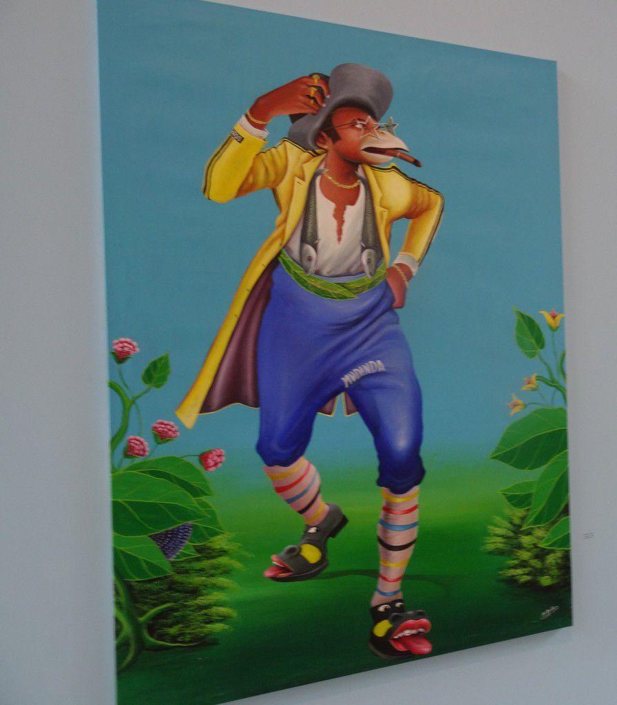 """Exposition """"Beauté Congo"""" à la fondation Cartier"""