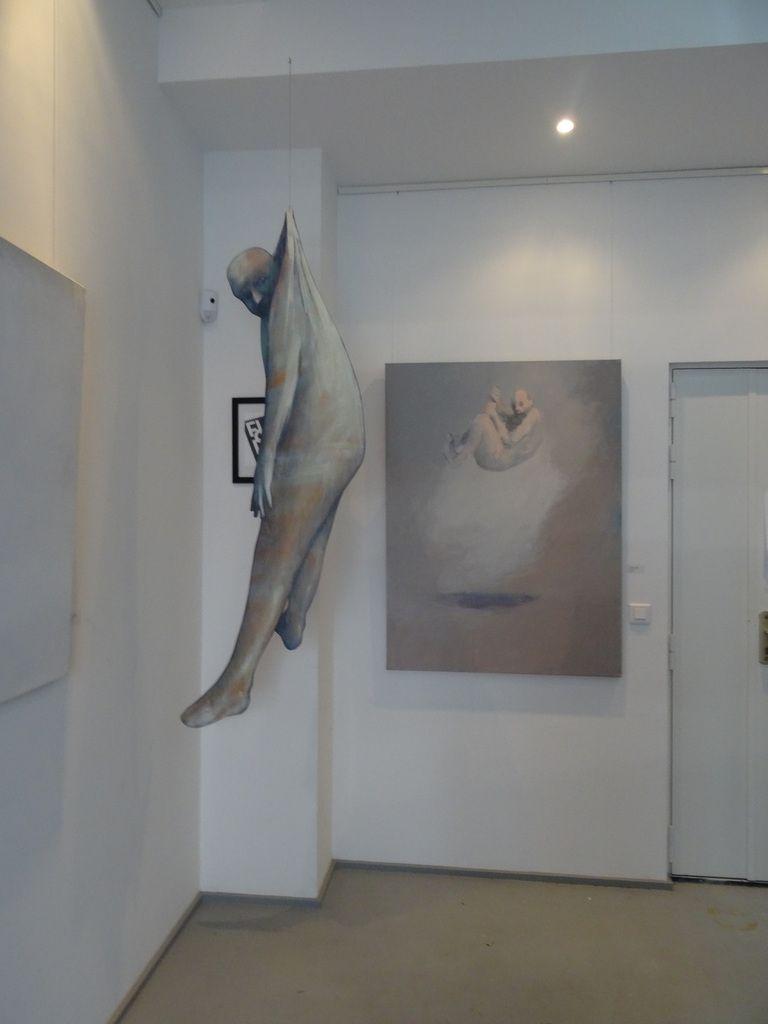 Exposition Philippe Hérard à la galerie Joel Knafo